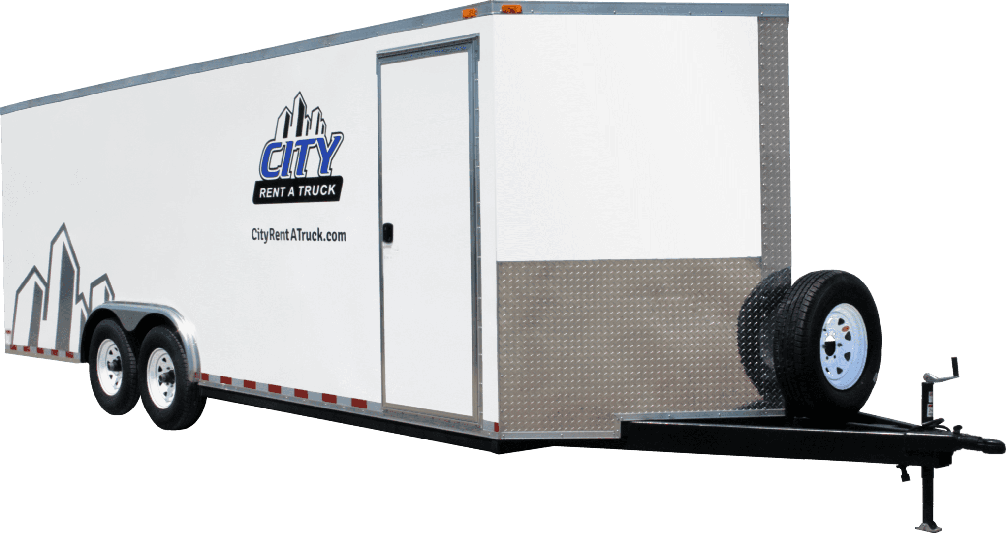 Rental trailer