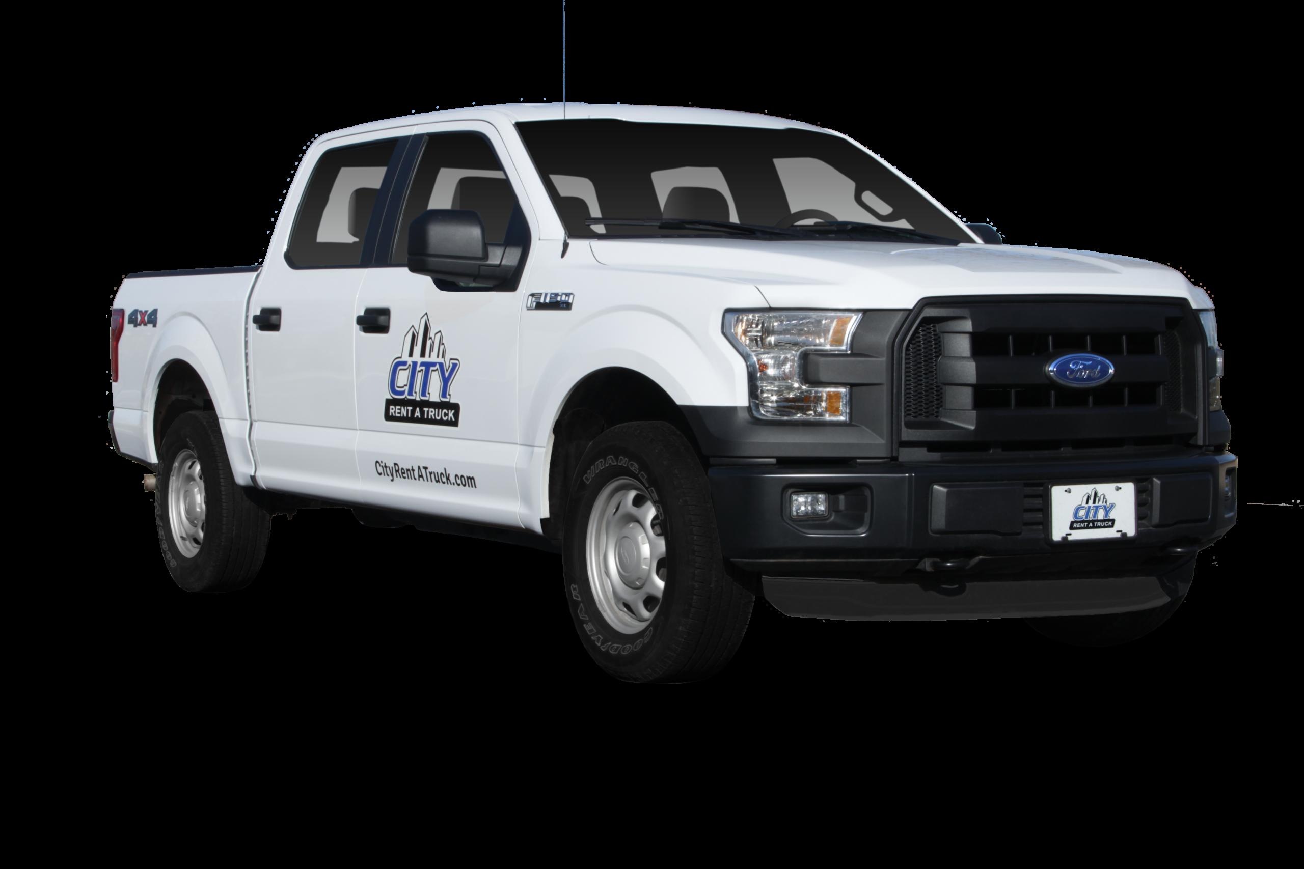 1-2 Ton Crew Cab Pickup