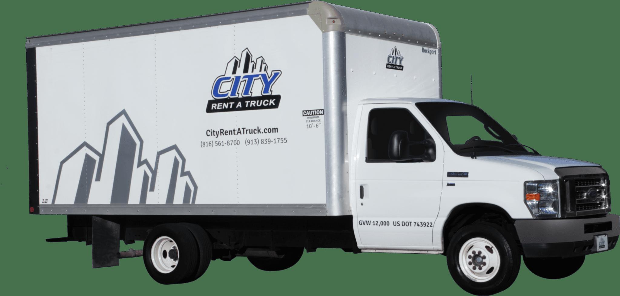 15-E350 Box Truck