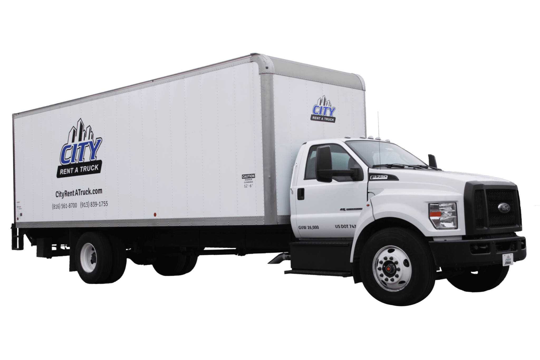 Box Trucks City Rent A Truck