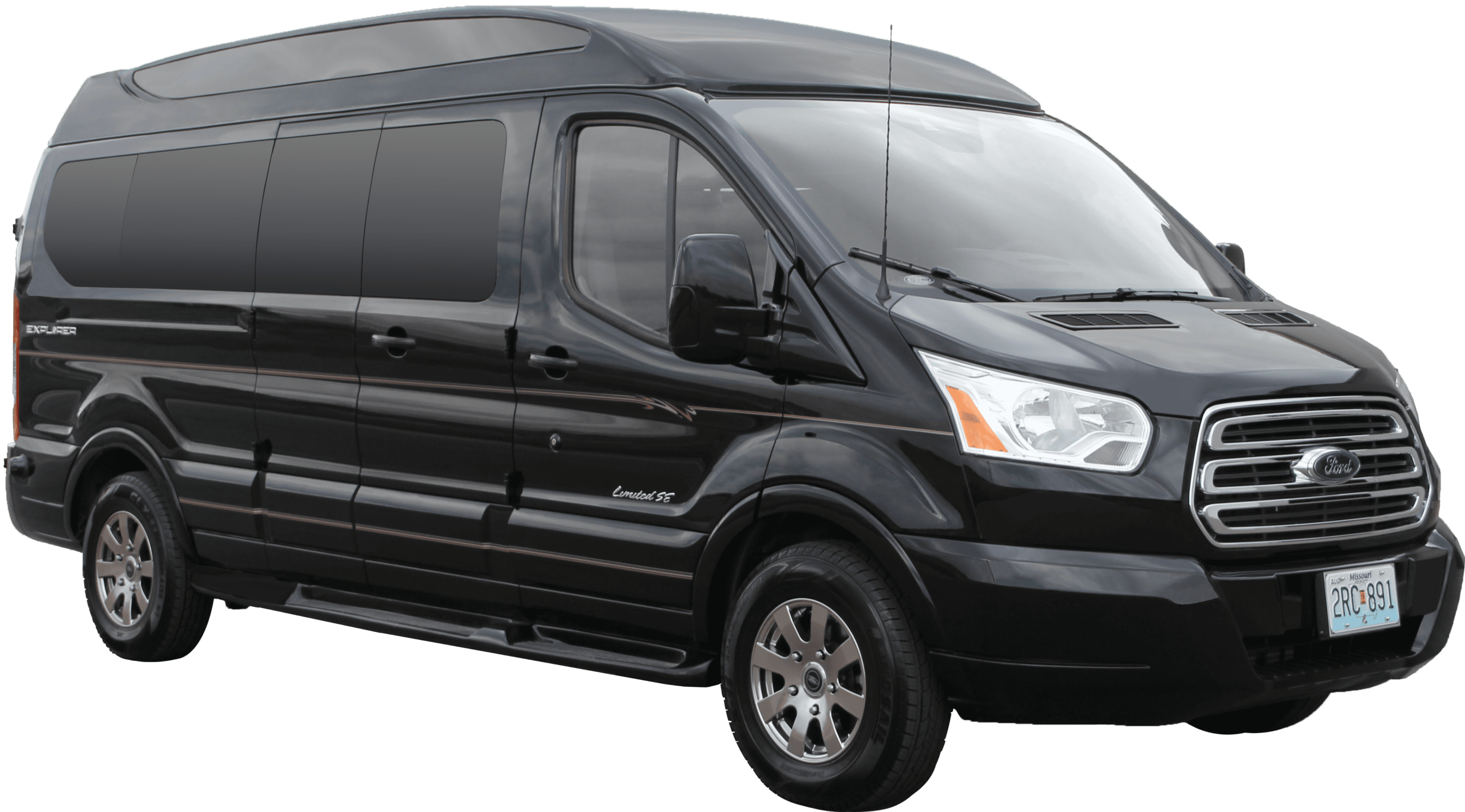 7 Passenger Conversion Van
