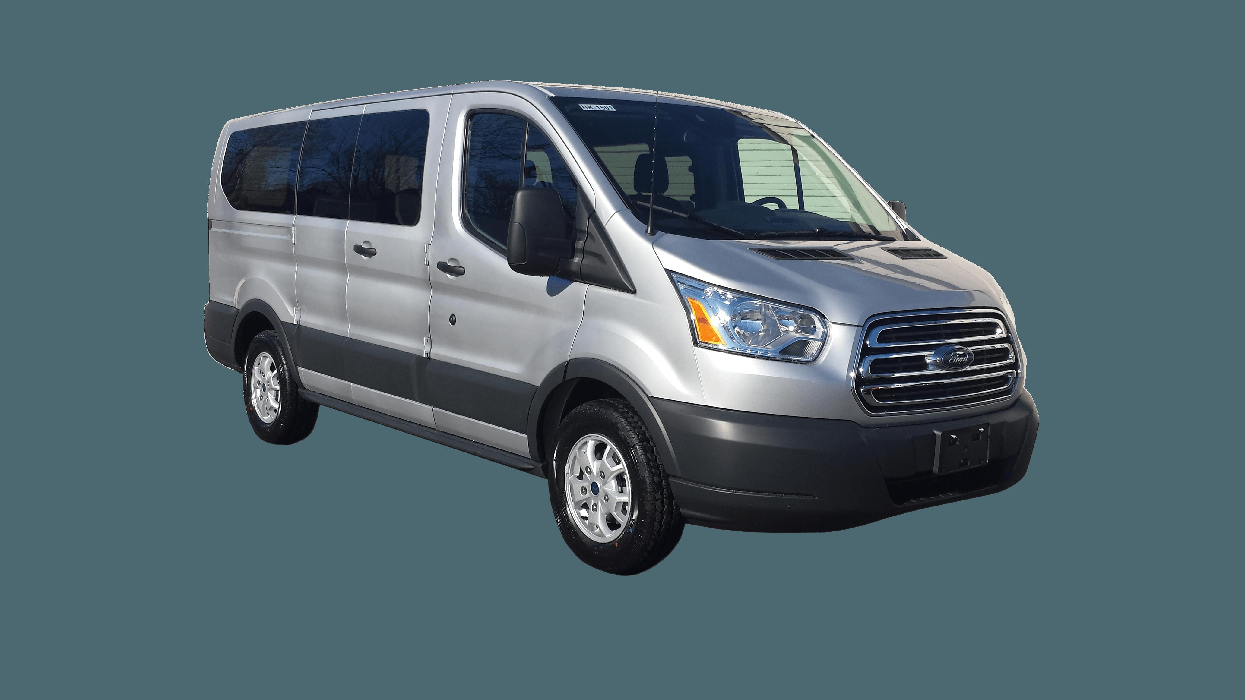 8-12-15 Passenger Transit Van