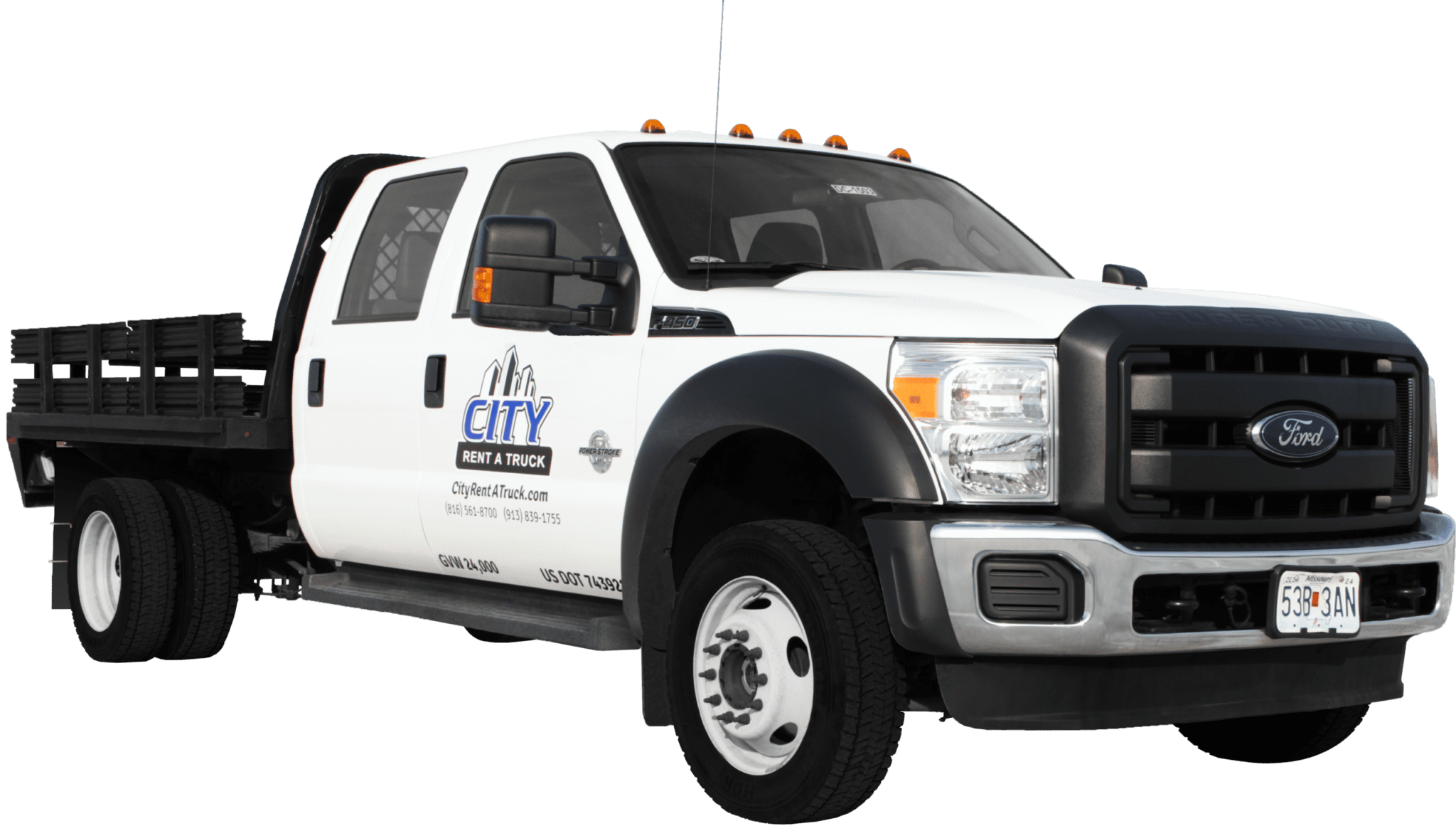 Flatbed Trucks City Rent A Truck