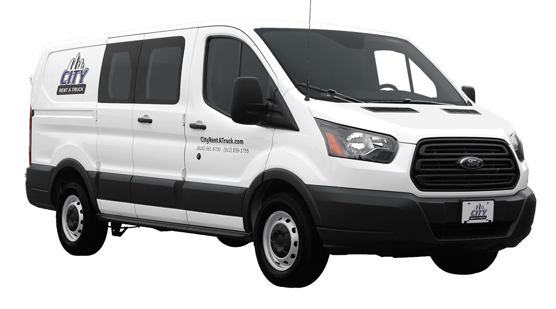 Cargo Vans | City Rent a Truck